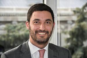 Duarte Líbano Monteiro, director general Ebury.