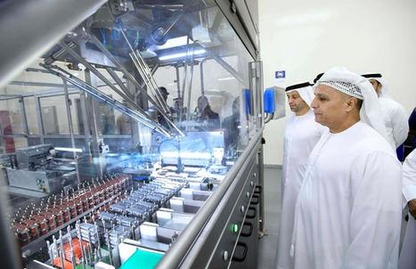Dubai confía en los modernos robots de estampado de TÖNNJES