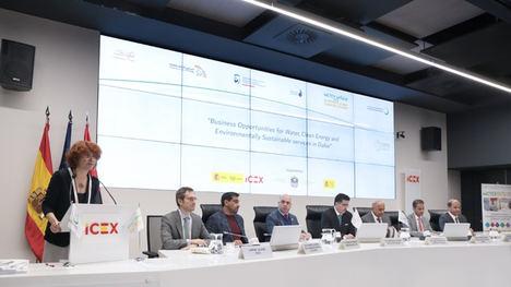 Dubái apuesta por las empresas españolas para dar un giro hacia la sostenibilidad