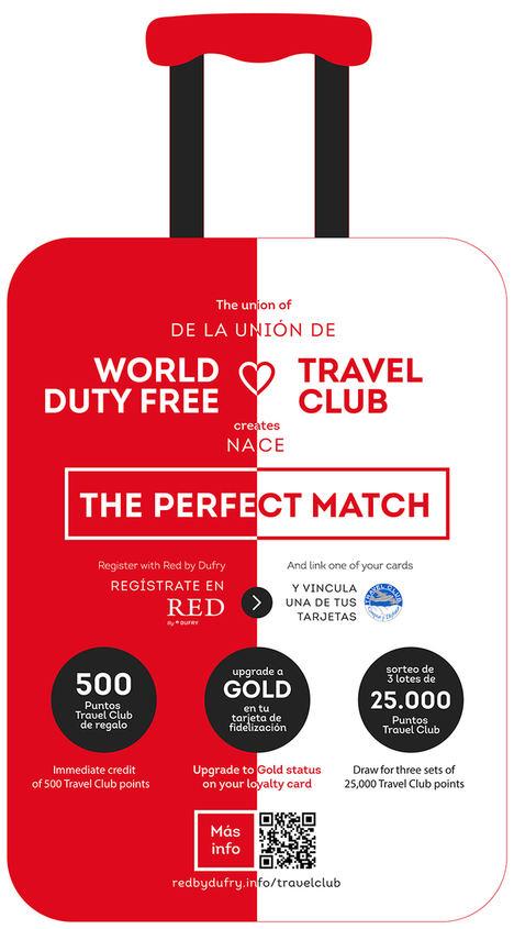 Red by Dufry y Travel Club se alían para ofrecer beneficios y experiencias únicas a millones de viajeros