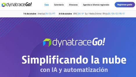 DynatraceGo! 2020 dará a conocer cómo las empresas simplifican la nube con IA y automatización avanzada