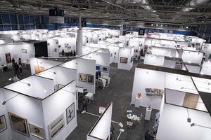 Estampa 2021 apuesta por reactivar el mercado artístico español