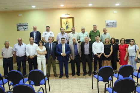 Sánchez Haro entrega a Interóleo y Jaencoop su acreditación como Entidades Asociativas Prioritarias de Andalucía