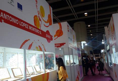 Una quincena de empresas cordobesas de joyería presentan su oferta en Hong Kong de la mano de Extenda