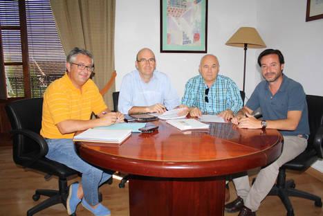 La Junta colabora con el Colegio Oficial de Agentes Comerciales a través de Andalucía Emprende
