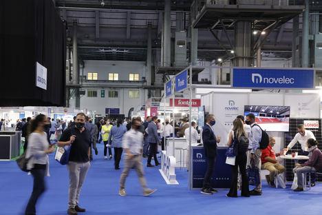 EFINTEC inaugura su segunda edición con más de 100 fabricantes, distribuidores y otros productos de primer nivel