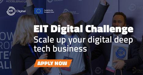 Las scaleups tecnológicas tienen una cita con el EIT Digital Challenge 2021