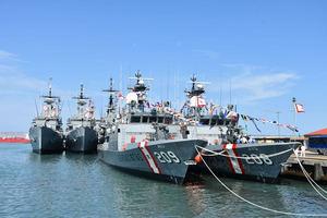 ESCRIBANO M&E consolida su presencia en Perú con sus sistemas navales Sentinel en las Patrulleras Marítimas Río Tumbes y Río Locumba de la Marina de Guerra del Perú