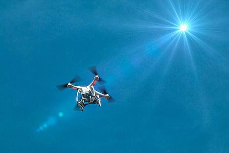 ENAIRE lidera el consorcio DOMUS, que ha recibido financiación comunitaria para validar pruebas con drones en España