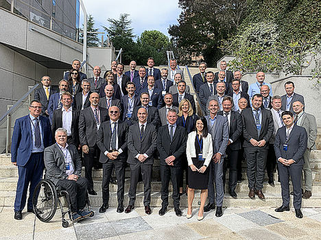ENAIRE acoge una reunión internacional para la reestructuración del espacio aéreo europeo