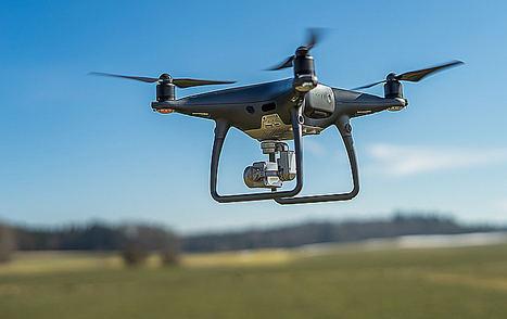 La aplicación web 'ENAIRE Drones' supera los 100.000 usuarios en su primer año