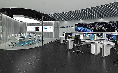 ENAIRE licita por 12 millones de euros la creación de un centro de servicios y supervisión de su red
