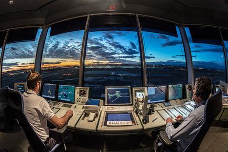 ENAIRE, único proveedor habilitado por AESA para prestar todos los servicios de navegación aérea en cualquier país de Europa