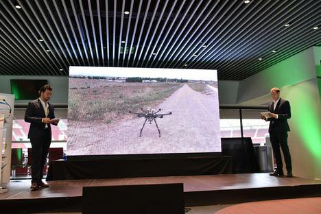 ENAIRE y Everis realizan pruebas de integración de sistemas de gestión de drones y de control de tráfico aéreo convencional