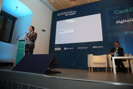 IECISA organiza el III Encuentro Tecnológico Castilla y León con transformación digital y ciberseguridad como protagonistas