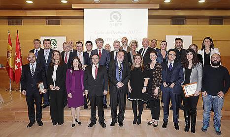 Entrega de los XI Premios de la Asociación Española de Editoriales de Publicaciones Periódicas