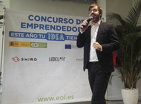 Fernando Garrido, EOI.