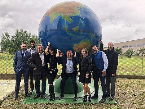 El Grupo Moldtrans amplía su colaboración con la firma italiana Bianchi & C. en las regiones de la Toscana y Emilia-Romaña