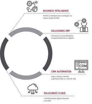 Cómo implantar o actualizar un programa de gestión empresarial