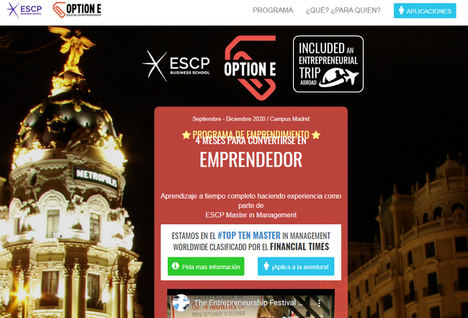 "ESCP Business School arranca la Semana-reto ""Ecosystem Field Week"""