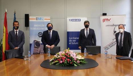Escribano y GMV se unen a SENER Aeroespacial en la iniciativa SMS