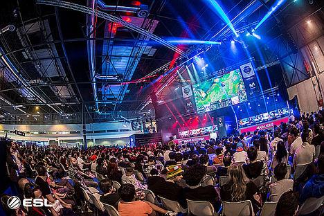 ESL llega a Madrid GamesWeek 2018 con ESL Arena y la Gran Final de ESL Masters RainbowSix®