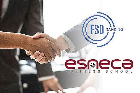 ESNECA, en el top 25 del Ranking FSO mundial de escuelas de negocios