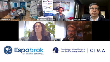 ESPABROK impulsa su compromiso con CIMA asumiendo el coste de adhesión de sus corredurías