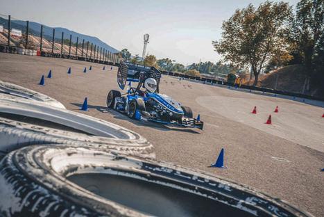 Para ETSEIB Motorsport, las piezas impresas en 3D conducen a la línea de meta