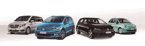 Europcar España garantiza cuatro modelos icónicos