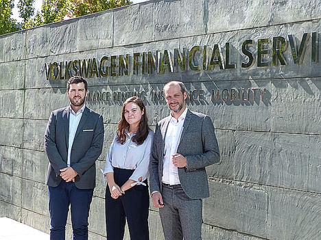 Volkswagen Financial Services apuesta por la formación universitaria dual en colaboración con EWA en Madrid