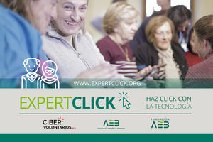 Expertclick formará online a 1.200 mayores en competencias digitales