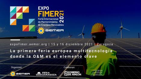 EXPOFIMER, Feria Internacional de Mantenimiento de Energías Renovables, más necesaria que nunca