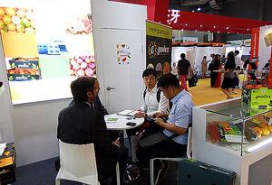 Empresas andaluzas hortofrutícolas presentan su oferta en Asia Fruit Logistica en Hong Kong de la mano de Extenda