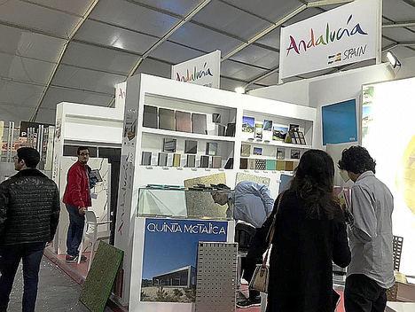 Seis firmas andaluzas de construcción buscan hacer negocio en la mayor feria del sector en Marruecos de la mano de Extenda