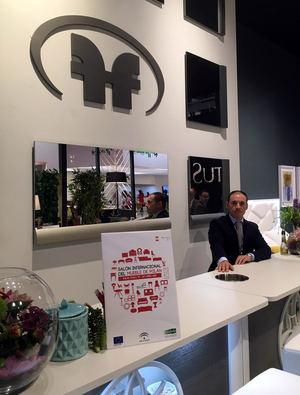 Empresas andaluzas presentan su oferta en el Salón Internacional del Mueble de Milán con el apoyo de Extenda
