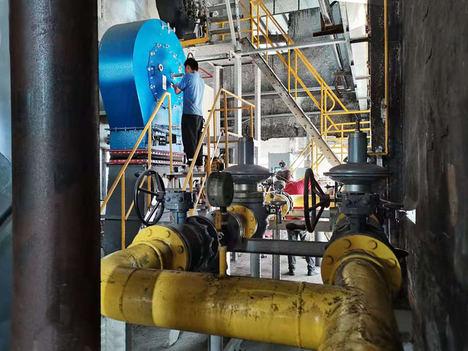 E&M Combustión suministrará quemadores industriales a la empresa textil china Foshan Yingxia para producir vapor y electricidad