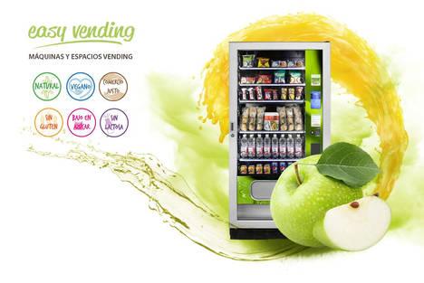Easy Vending, pioneros en vending saludable