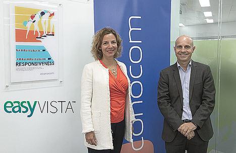 EasyVista suma a Grupo Econocom como nuevo Gold Partner