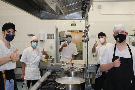 EbroYoung, una iniciativa para impulsar el empleo juvenil en cocina