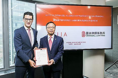 ECIJA protagoniza la joint venture más ambiciosa del sector legal