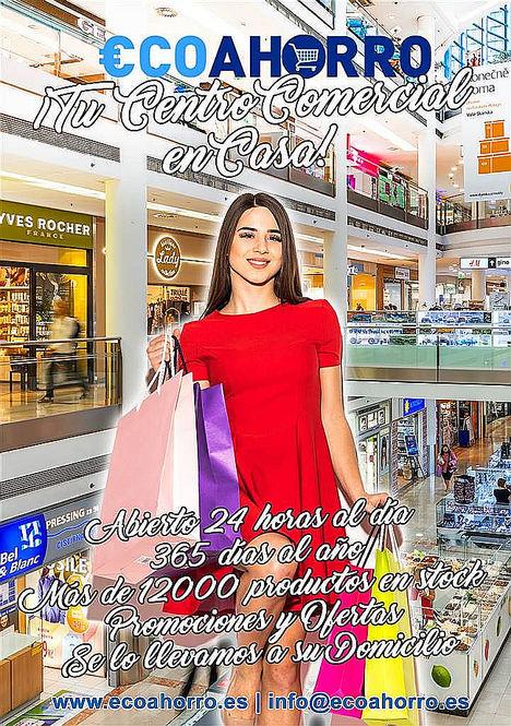 EcoAhorro.es afirma que cada vez son más los españoles que realizan su compra diaria mediante internet