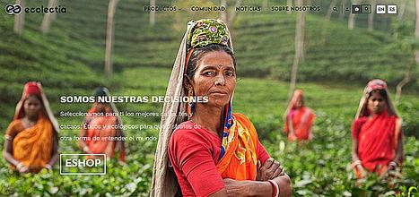 Ecolectia: la nueva marca retail de comercio justo con más referencias de España