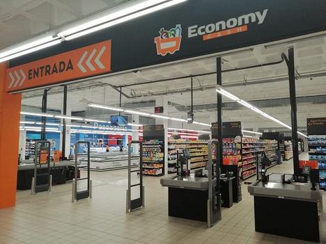 Economy Cash y Checkpoint Systems se unen para luchar contra el hurto en sus supermercados