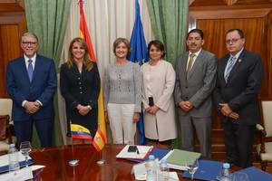 Ecuador y España firmarán convenio sobre pesca sostenible y posicionamiento de productos del mar en mercado internacional