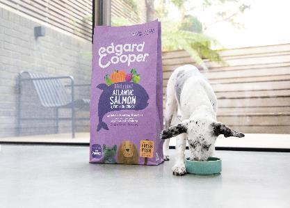 Edgard & Cooper lanza una nueva receta para cachorros