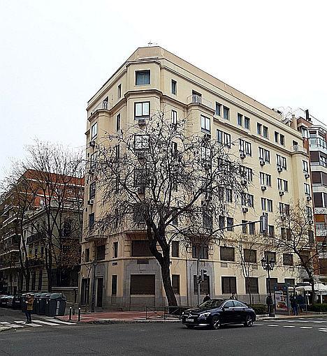MGS Seguros compra un edificio en Madrid para su proyecto de residencias para mayores