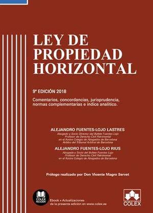 Editorial Colex lanza la 9ª edición de la Ley de Propiedad Horizontal, comentada y actualizada