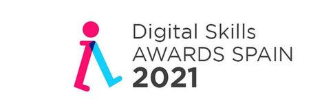 Edix finalista en los premios Digital Skills Awards Spain 2021