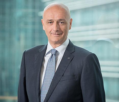 Edoardo Podestá, Dachser Air & Sea Logistics.